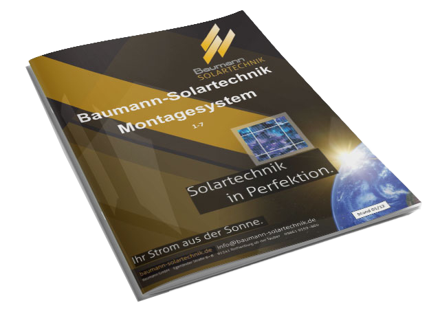 Katalog Montagesystem